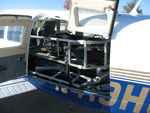 motoLOAD packing it up tight in plane